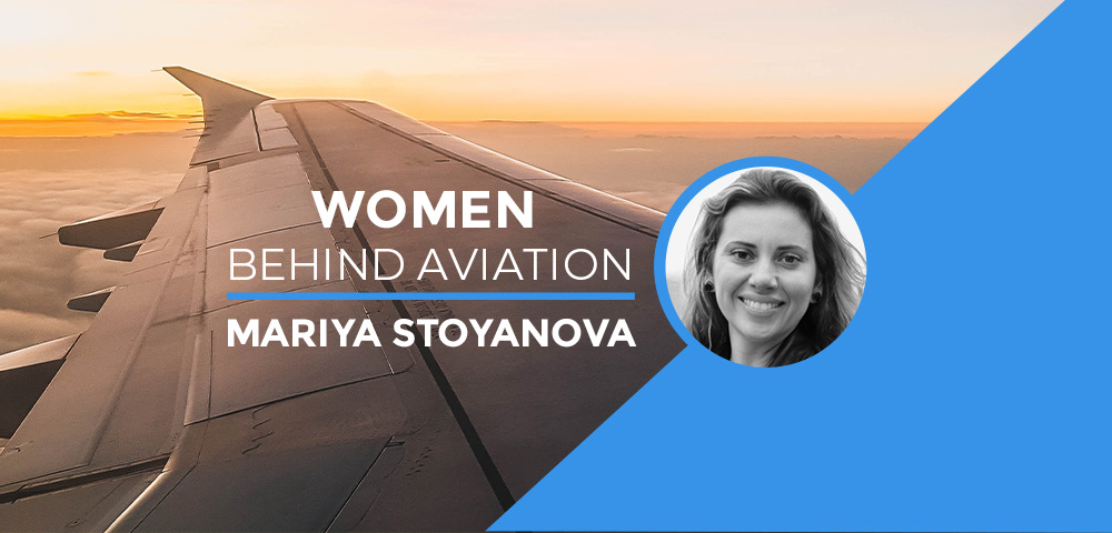 Interview with: Mariya Stoyanova, Jetblue