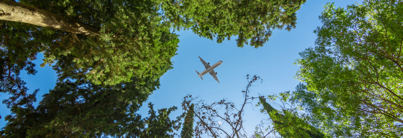 Direction of Travel: Flying more sustainably