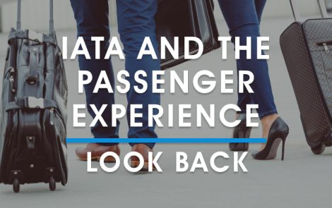 AIX Look Back: Improving Passenger Experience with IATA