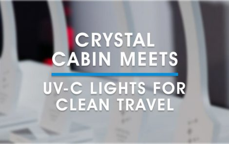 What UV-C light can do for clean air travel – Crystal Cabin Meets Episode 1
