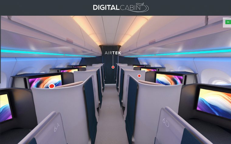 digital cabin