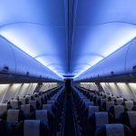 Emergency exit and cabin lighting systems from STG Aerospace